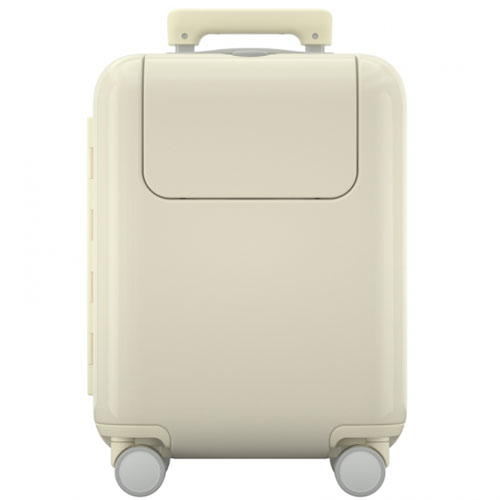 Mi Bunny Trolley Case 17` White