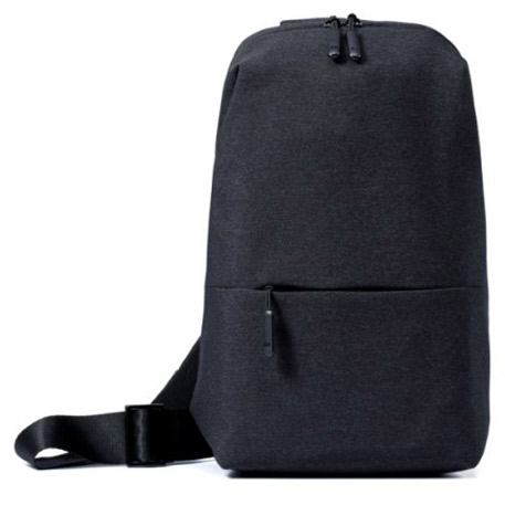 Xiaomi Mi Multifunctional Urban Single Shoulder Backpack Dark  Gray