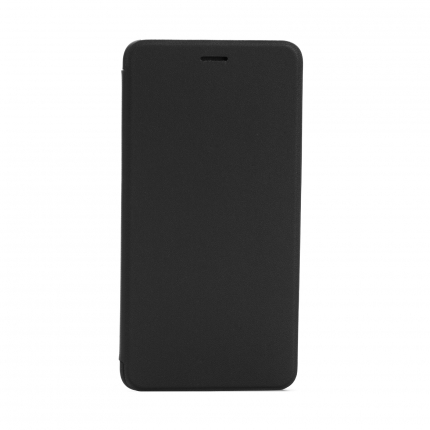 Xiaomi Redmi 2 / 2A Leather Flip Case Black