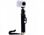 Xiaomi Yi Action Camera Monopod Selfie Stick + Bluetooth Remote Control