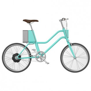 YunBike C1 Women`s Mint Green