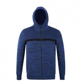 Mitown Hooded Jacket Blue XXL