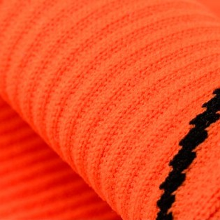 MITOWN Sports Compression Calf Sleeves Orange (L)
