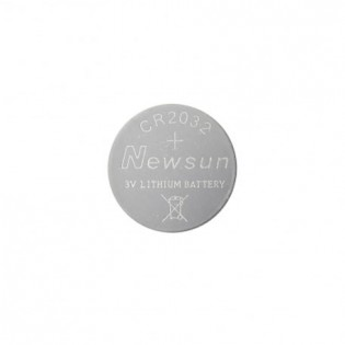Newsun Cr2032 Lithium Coin Cell Button Batteries 5 Pcs