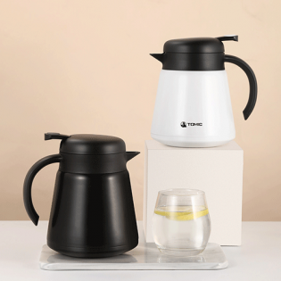 Tomic Mini 800Ml Electric Kettle Black