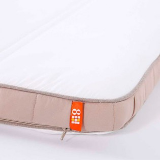 8H Mattress M1 1.8 x 2m Brown