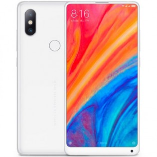 Xiaomi Mi MIX 2S 6GB/64GB Dual SIM White