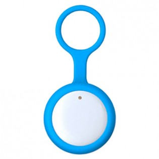 Xiaomi Smart Dog Button Tag Blue