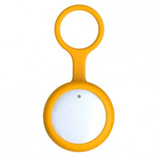 Xiaomi Smart Dog Button Tag Yellow