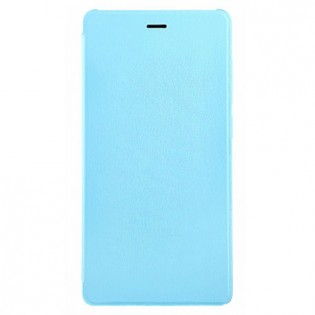 Xiaomi Redmi 3 Leather Flip Case Blue