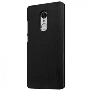 Xiaomi Redmi Note 4X Nillkin Frosted Shield Hard Case Black