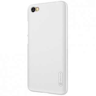 Xiaomi Redmi Note 5A Nillkin Frosted Shield Hard Case White