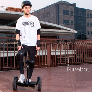 Xiaomi Ninebot Mini Scooter Sports Protector Set Size M Black