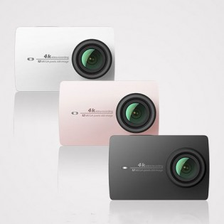 Xiaomi Yi 4K Action Camera 2 Chinese Version Pink