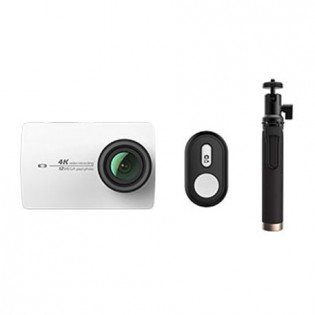 Xiaomi Yi 4K Action Camera 2 White Bluetooth Kit