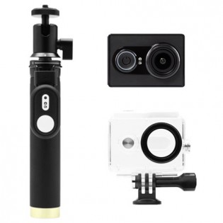Xiaomi Yi Action Camera Black Travel Kit