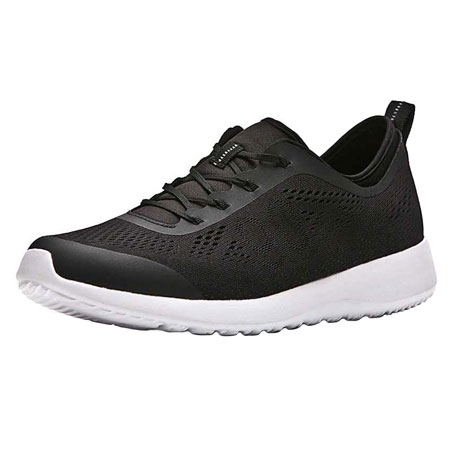 RunMi 90 Points Smart Casual Shoes Size 43 Black