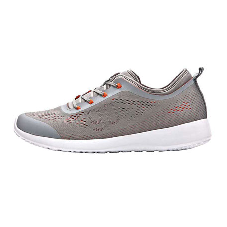 RunMi 90 Points Smart Casual Shoes Size 43 Gray