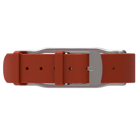 Xiaomi Mi Band 2 MiJobs Leather Strap Brown/Silver