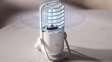 Xiaomi Has Launched An UV Ozone Sterilization Lamp