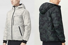 Winter Is Coming — Warm up with Uleemark Double-Sided Down Jacket and Mitown Pilot Down Jacket