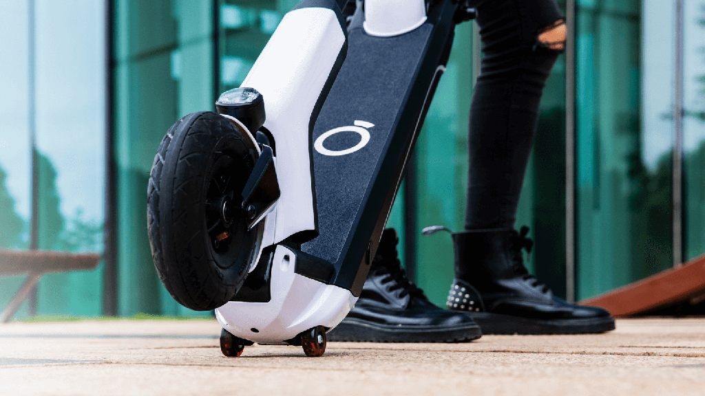 Xiaomi QiCycle EUNi Electric Scooter Photo 2