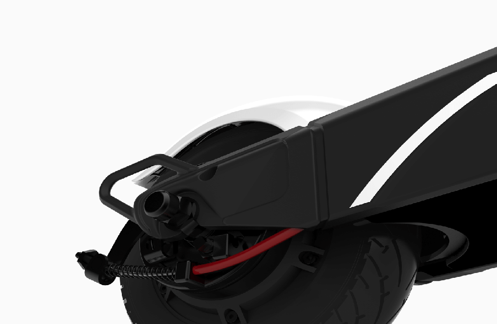 Xiaomi QiCycle EUNi Electric Scooter Photo 6