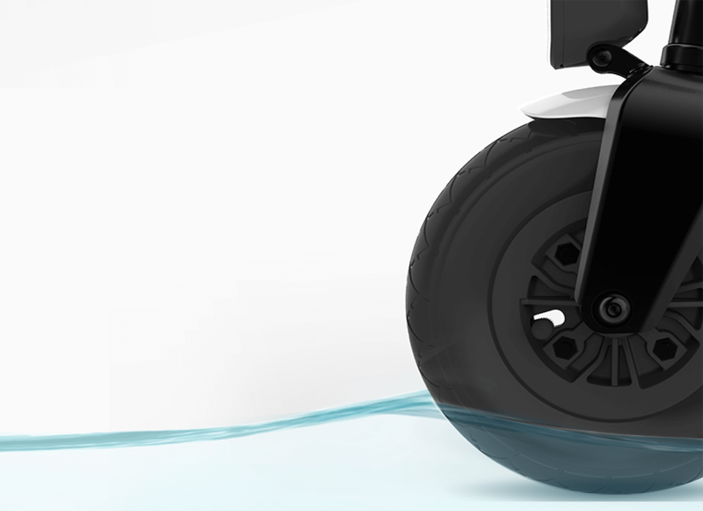 Xiaomi QiCycle EUNi Electric Scooter Photo 8